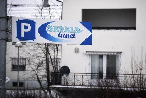 ASYLMOTTAK: Sevaldstunet kan bli hjem for 50 mindreårige asylsøkere etter nyttår.