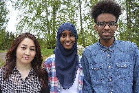 Skrevet av Sara Ali (3STB), Nasra Said Mohamud (3STA) og Ali Ilyas Ali (3STB)