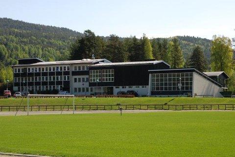 Kommunehuset i Krødsherad kommune.
