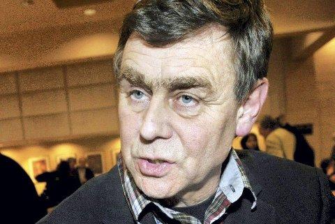 Glem det: Nedre Eiker- ordfører Bent Inge Bye vil ikke ha noe hensettinganlegg i sin kommune.