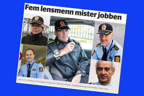 ENDRINGER: Skjermdump fra bygdeposten.no 2. juni 2017.