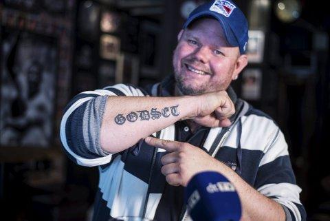 GJEST: Thor Arne Hanssen gjester Lokomotiv Lyskestrekk.