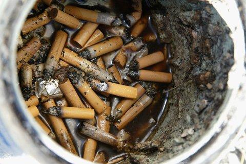 røykesak