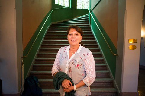 LEDER AV DRAMMEN SENTERPARTI: Marianne Lundteigen.