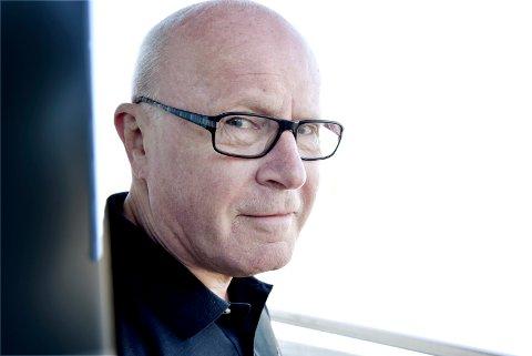 BLE ALDRI FORSVARSMINISTER: Finn Sjuve, skribent fra Drammen, skriver om drømmen som aldri ble noe av.