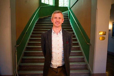 SKRIBENTEN: Thorbjørn Faber Geirbo, MDG i Drammen.
