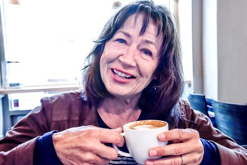 LITTERATUR: Forfatteren Hilde Diesen er mangeårig anmelder i DT. Nå ser hun fram til å oppdage de nye lokale forfatterne.