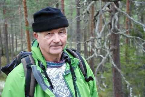 HVEM ER DET SOM DRØMMER? Martin Lindal (bildet) utfordrer Jon Helgheims syn på hvem som er drømmere i debatten om Busekrudbypakke 2.