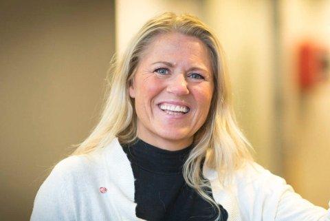 Monica Myhrvold Berg, Leder i Drammen Arbeiderparti.