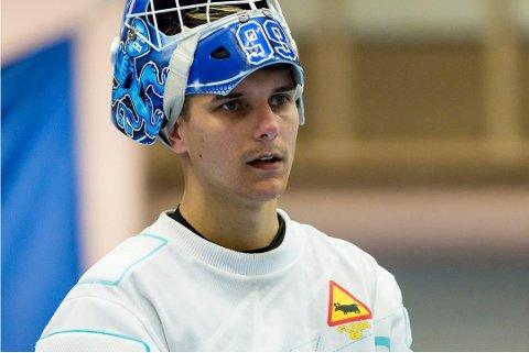 TIL NOR: Robin Kulpakko har signert den svenske målvakten Robin Kulpakko.