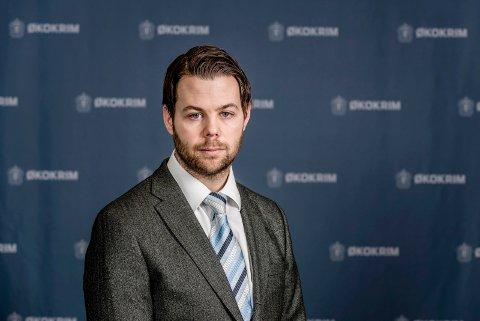 INN I AKTORATET: Politiadvokat Anders Orerød i Økokrim kommer inn som aktor i ankesaken, sammen med statsadvokaten som aktorerte saken i tingretten.
