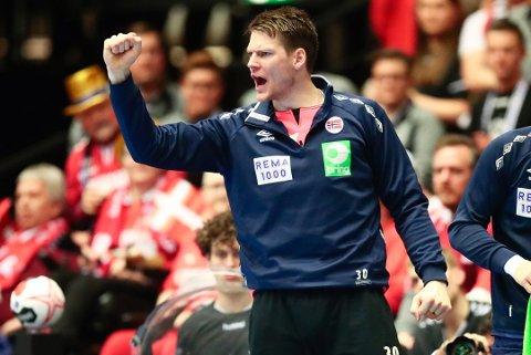Torbjørn Sittrup Bergerud fra Røyken er med i EM-troppen.