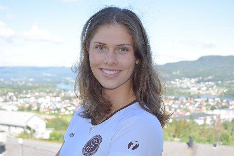 TILBAKE: Amalie Honerud Olsen er tilbake etter kyssesyken i vinter.