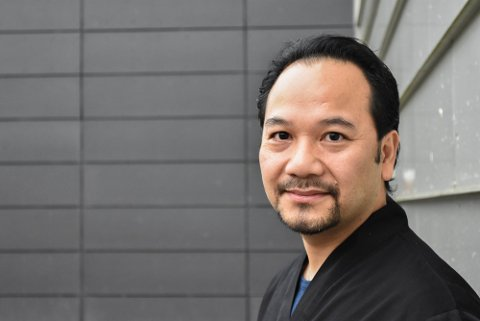 UTVIDER: Tuan Mahn Nguyen, som driver Katana Sushi på Gulskogen senter, utvider bedriften og åpner to nye spisesteder på CC og Magasinet.