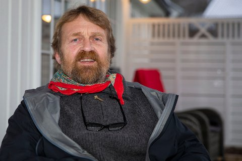 JUBILANT: Per Morten Kongstein fra Røkeberg i Vestfossen fyller 60 år 10.desember.