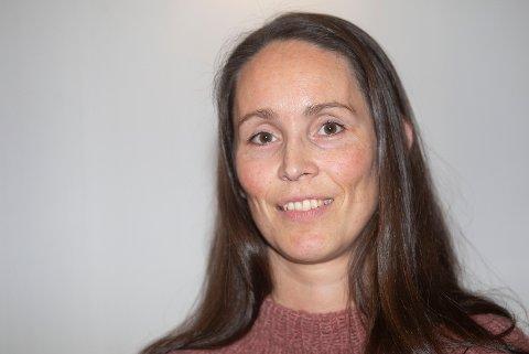 JUBILANT: Marianne Anti Tomren fra Krokstadelva fyller 40 år fredag 5. mars.