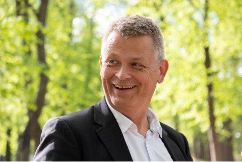 GIKK PÅ SMELL: Krf-politiker Kjell Erland Grønbeck har selv gått på en smell og brenner for psykisk helse.