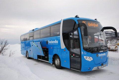 Boreal buss