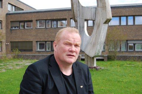 Fylkesrådsleder Bjørn Inge Mo