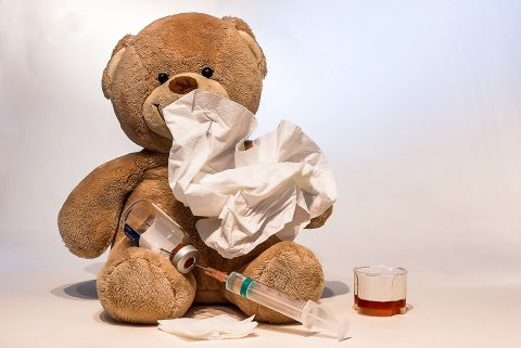 DAKAR LITEN: Er du redd for influensa? Styr unna munnbind!