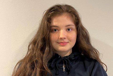 RUSREFORM: Ina Brendø frå Unge Høgre er stolt av rusreforma og partiet sitt. Men får dei gjennomslag?