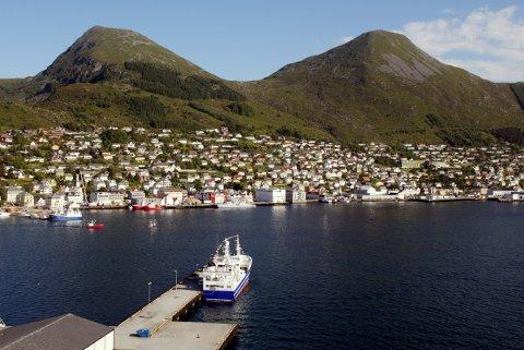 MÅLØY: Elevane på Måløy vgs får akvahall frå hausten 2023