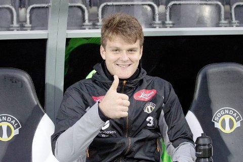 TUNGT: – Eg hadde ingen motivasjon, og ting gav ikkje mykje meining på det verste, seier Håvard Hetle (18) om dei depressive tankane som råka han i fjor. Han jobbar framleis med å bli frisk.