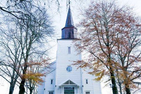 Førde kyrkje.