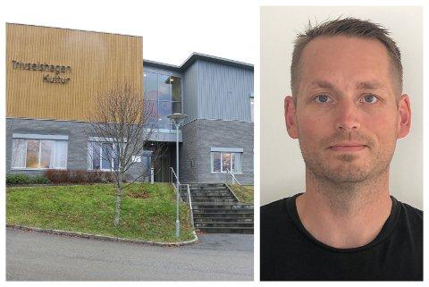 DEN UTVALDE: Baard Bolstad er etter eit halvt års leiting plukka ut som dagleg leiar for Trivselshagen på Sandane.