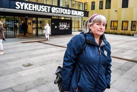 Foretakstillitvalgt for Sykepleierforbundet, Jane-Ann Lindahl, er glad de har kommet til enighet om ny turnusmal med ledelsen.