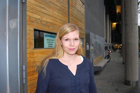 Lav risiko: Kommuneoverlege Alice Moræus understreker at det er lav risiko for at mennesker blir smittet av fugleinfluensa.