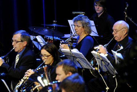 FERSKE TONER: Neste høst skal Borge spille nyskrevet musikk på markeringen av Fredrikstads 450 år.