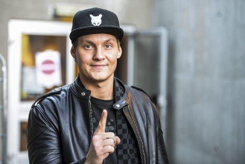 NM KLAR:  Petter «Katastrofe» Kristiansen deltar onsdag i NM i poker i Dublin, er lørdag  klar for parketten.