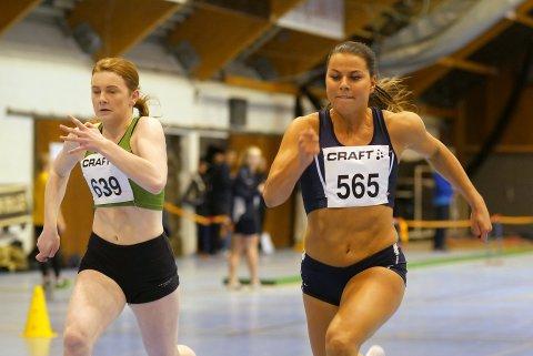 LÆREMESTER: Marlen Aakre danner på nytt en løpegruppe for de som ønsker å lære noen knep. Foto: Rolf B. Gundersen