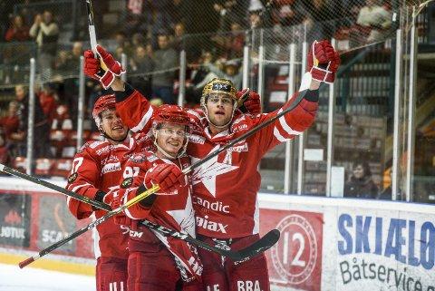 TILBUD: Marcus Bryhnisveen og Adrian Saxrud Danielsen har fått kontraktstilbud fra Stjernen, det er ennå usikkert om Dan Nygård i bakgrunnen får det samme.