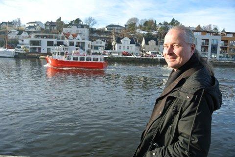 Vegard Lie var byens første byantikvar mellom 2015 og 2020. Nå sitter Fredrikstad kommune med 37 søknader fra personer som vil bli hans etterfølger.