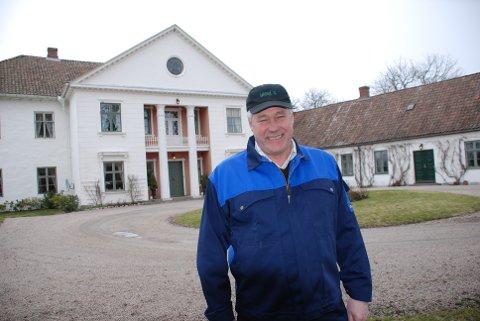 10 ÅR SIDEN: Svend Fosdahl som 60-åring.