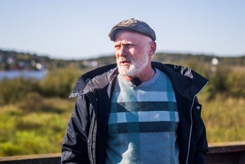 POSITIV KRAFT: Sten Helberg kan vinne Gullklypa 2029, blant annet for sitt arbeid med Kystlotteriet og Marin Omsorg.
