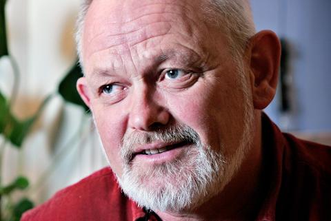 Ildsjel. Paul Henriksen, leder av Hvaler kulturvernforening,  er smigret over å bli invitert til Afternoon Tea på Slottet. Han  deler imidlertid æren med de mange dunagsarbeiderne i Hvaler kommune som nedlegger et stort arbeid.