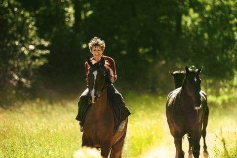 Suksess: Mange vil se «Ut å stjæle hester». Pensjonistkinoen ble full, og kinoen gjorde en liten billetttabbe forrige uke.