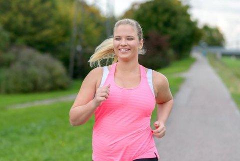 LØPING: Hvor mye må du løpe for å gå ned i vekt? Det finnes ikke et enkelt svar på det spørsmålet, men vi kan likevel si litt om hva som er avgjørende for at løping skal være et effektivt virkemiddel ved vektreduksjon.