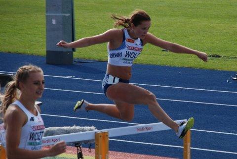 - Kjempefornøyd med 11. plass totalt, sa Nora Wold etter EM-semifinalen.
