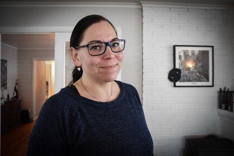 FIKK SVAR: Jannicke Martinsen klagde over at hun ikke fikk skyss hjem fra Kalnes.