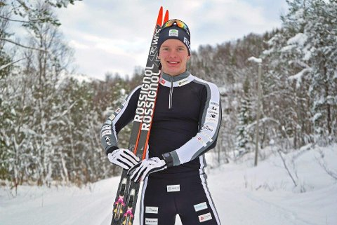 Vegard Johnsen deltok i Gällivare.