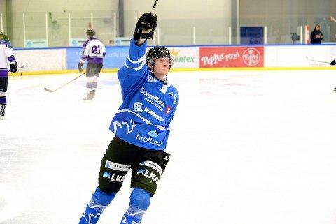 Ett lag fattigere: Anders Thunman Hälldahl og Arctic Eagles vil møte ett lag mindre kommende sesong. Arkivfoto: Kjell G Karlsen