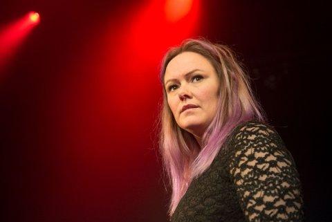 TIL MÁRKOMEANNU: Trine Lise Olsen kommer til Márkomeannu fredag.