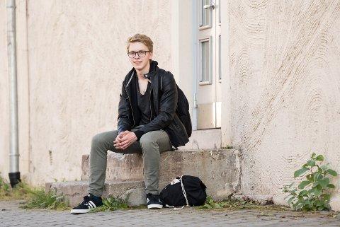 Nathaniel Holan Larsen UNG-spalten ung leder i ungdomsrådet