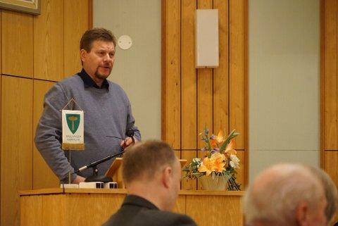 Leder for kontrollutvalget, Tore Wiik, understreket på det sterkeste betydningen av at reglelverket for tildelingen av midler ble fulgt.