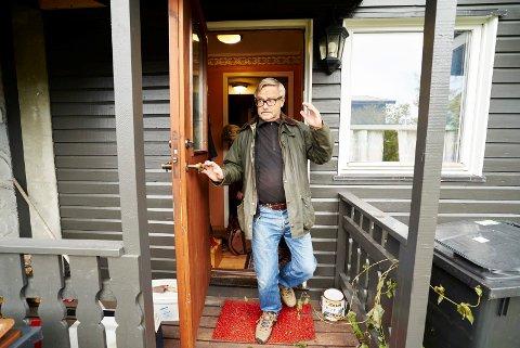 - Det er god tilgang på boliger, men liten tilgang på nye arbeidsplasser. Det begrenser prisutviklingen, sier takstmann Svein Olsvik som beskriver markedet som sensitivt.