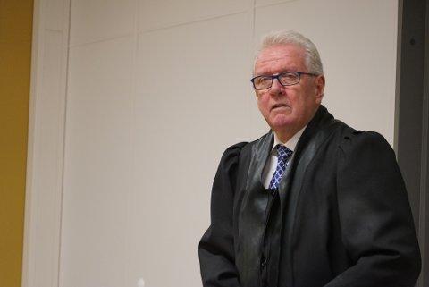 Forsvarer Alf-Martin Solvin varsler at dommen vil bl anket.